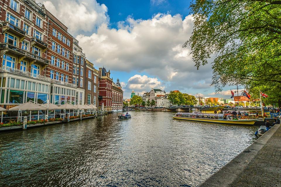 Rejsy statkiem Amsterdam