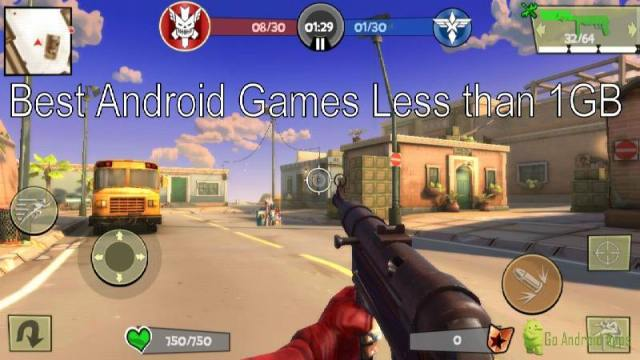 5 Best Android Games Less than 1GB