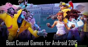 Best casual games for android 2015