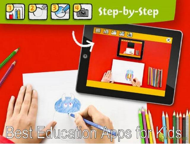 Top 5 Best Education Apps for Kids