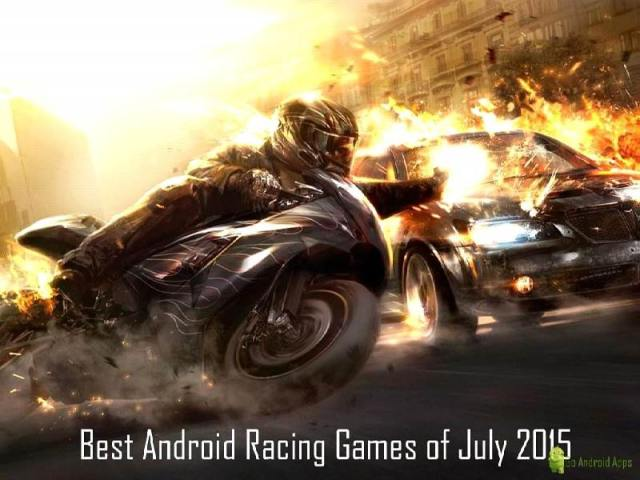 Best Android Racing Games of July 2015
