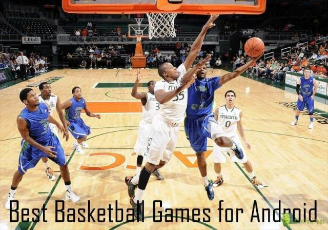 Best Basketball Games for Android