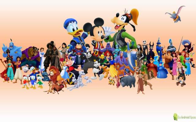 Disney games for android