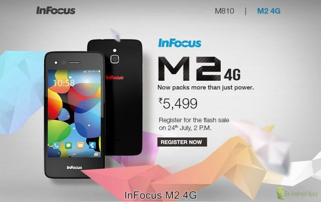 InFocus M2 4G, InFocus M2 4G Spcifications, InFocus M2 4G Features, InFocus M2 4G Price, Android, InFocus M2 4G Review