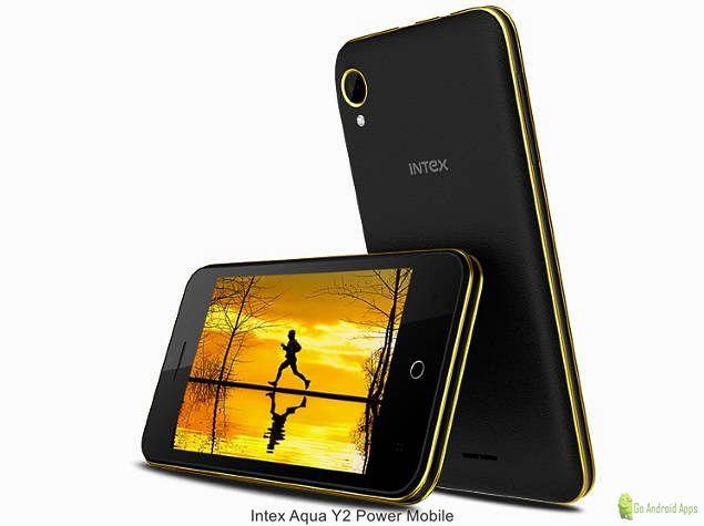 Intex, Intex Aqua Y2 Power, Intex Aqua Y2 Power Mobile Specifications, Intex Aqua Y2 Power Mobile Features, Intex Aqua Y2 Power Mobile Price, Intex Aqua Y2 Power Price,Intex Aqua Y2 Power Price in India, Intex Aqua Y2 Power Specifications, Intex Mobiles, Mobiles