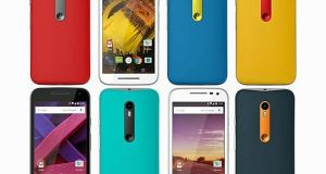 Motorola Moto G (3rd gen) Mobile