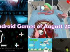 Best Android Games of August 2015