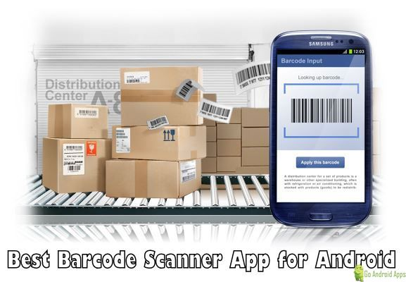 Best Barcode Scanner App for Android