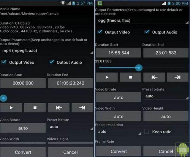 Media Converter App