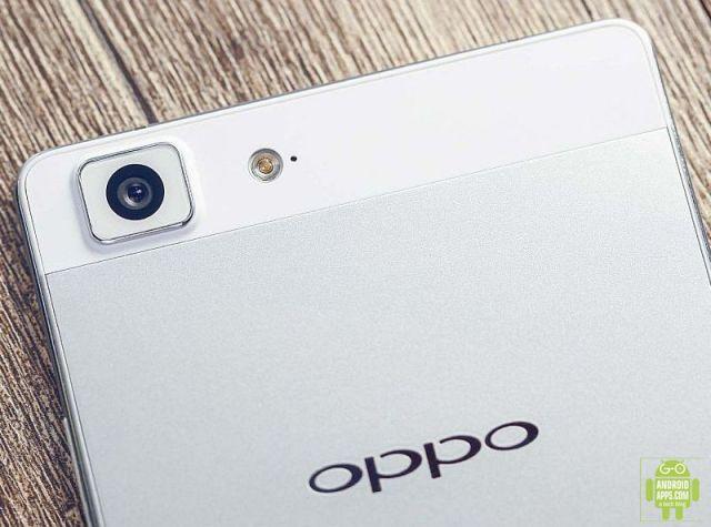 Oppo R5s Mobile