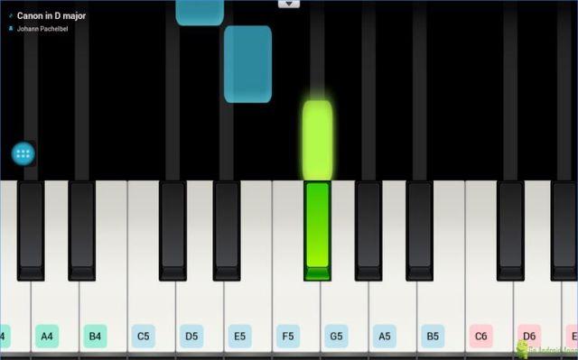Piano Teacher App