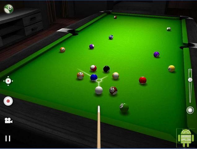 Real Pool 3D Game
