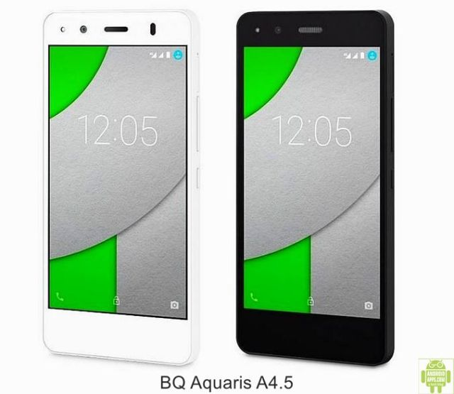 BQ Aquaris A4.5 Mobile