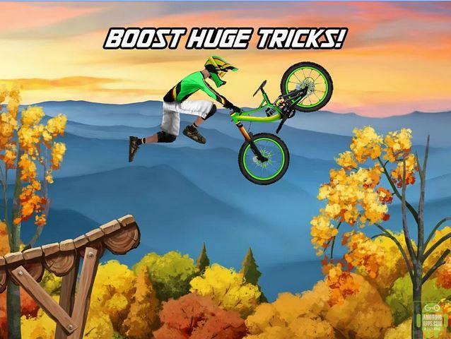 Bike Mayhem Game