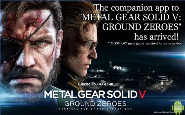 METAL GEAR SOLID V Game