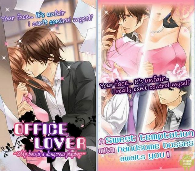 Office Lover Dating Games