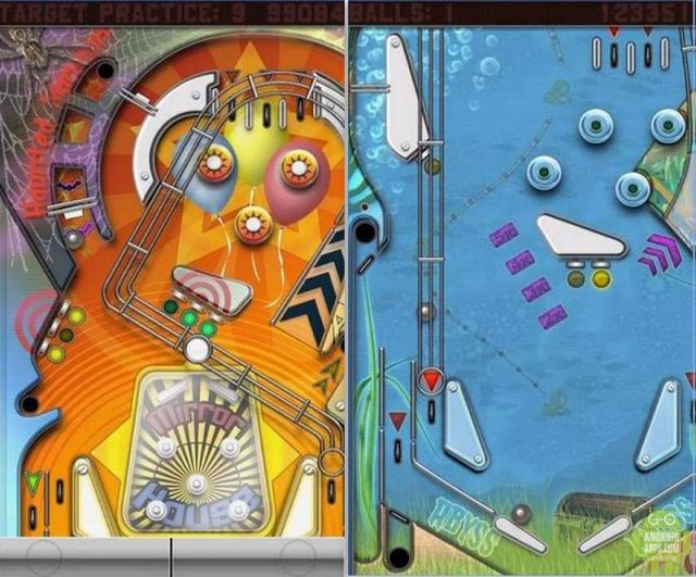 Pinball Deluxe Game