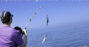 Top 5 Best Fishing Games for Android 2015
