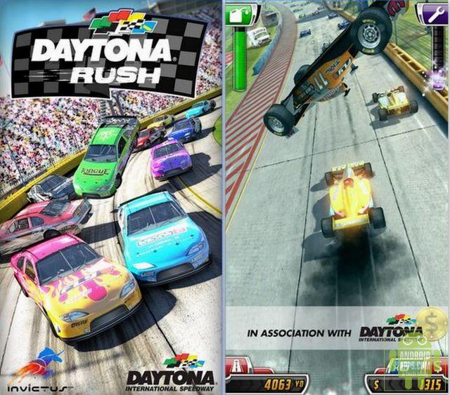 Daytona Rush Game