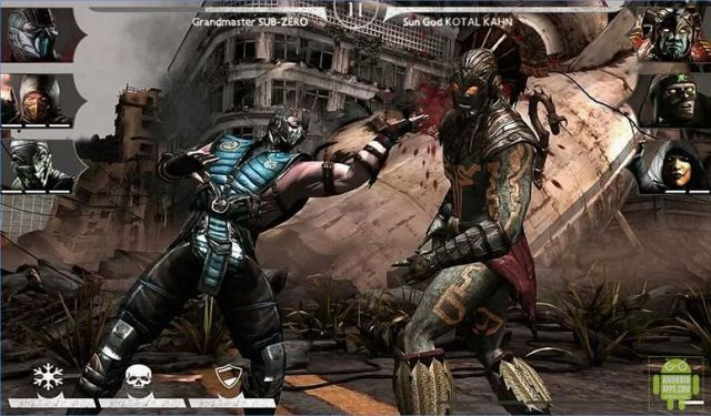 MORTAL KOMBAT X Game