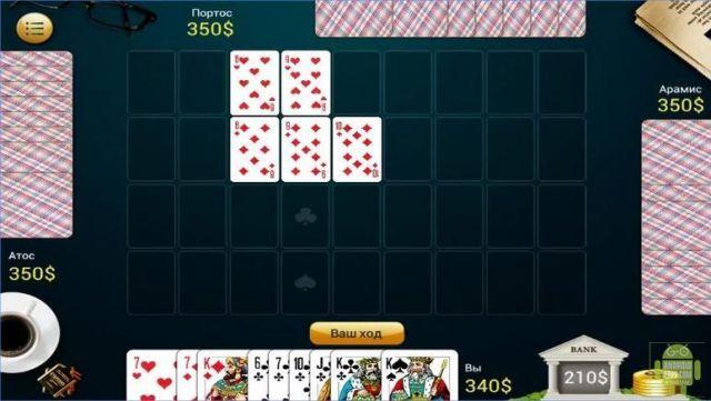 Nine Card Game App