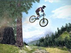 Shred Downhill Mountainbiking Game