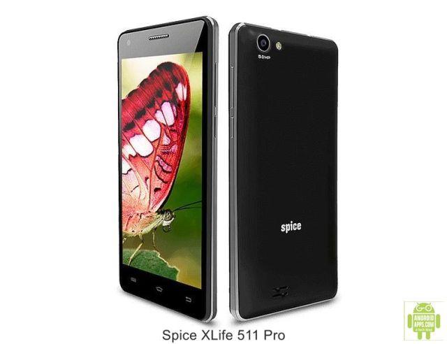 Spice XLife 511 Pro
