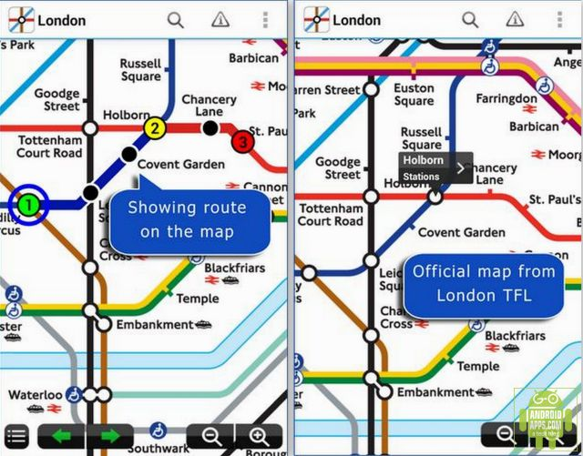 Tube Map London Underground Apps