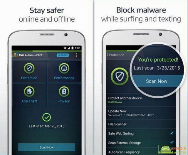 AntiVirus FREE - Security Scan