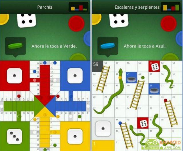 Board Games App