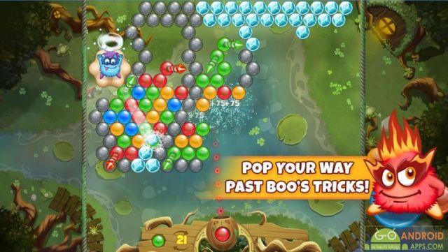 Bubble Boo Game