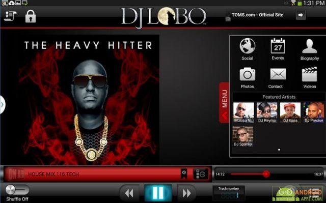 DJ Lobo App