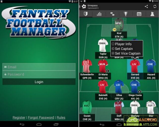 Fantasy Football Manager (FPL)
