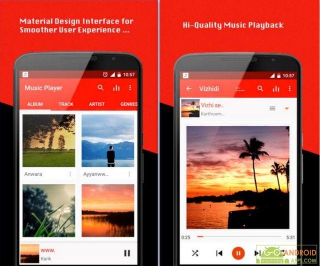 Music Player App