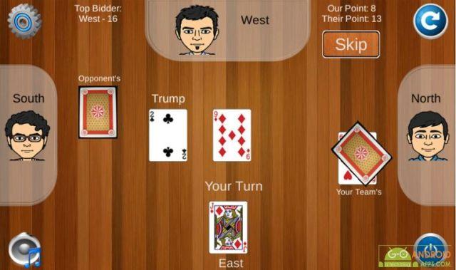 29 Card Game App