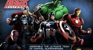 Avengers Alliance Game