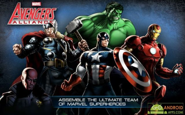 Avengers Alliance Game
