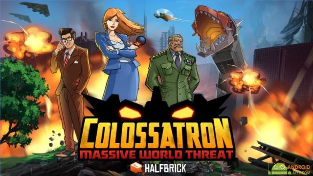 Colossatron Game