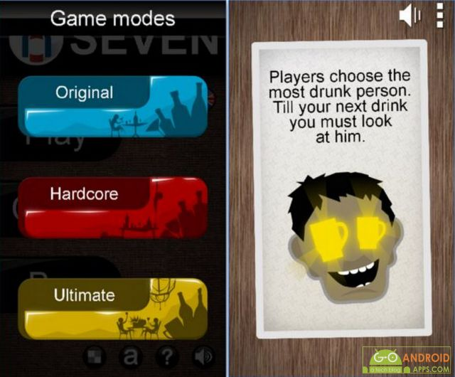 Drinking Game App