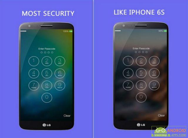 Lock Screen - Iphone Lock App