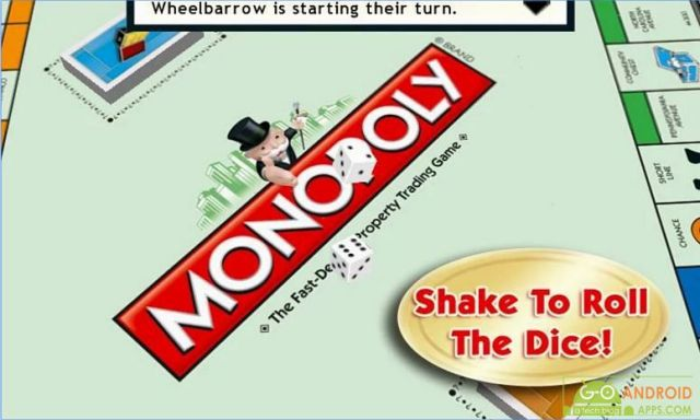 MONOPOLY ANDROID BOARD GAME