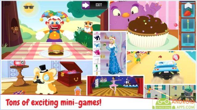Toddler Kids Puzzles PUZZINGO Game