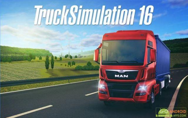 TruckSimulation 16 Android Simulation Game