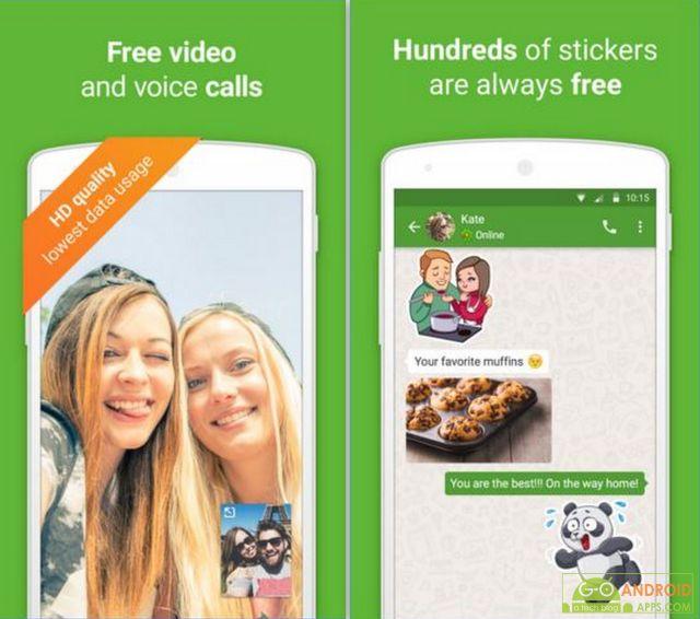 icq video calls & chat app