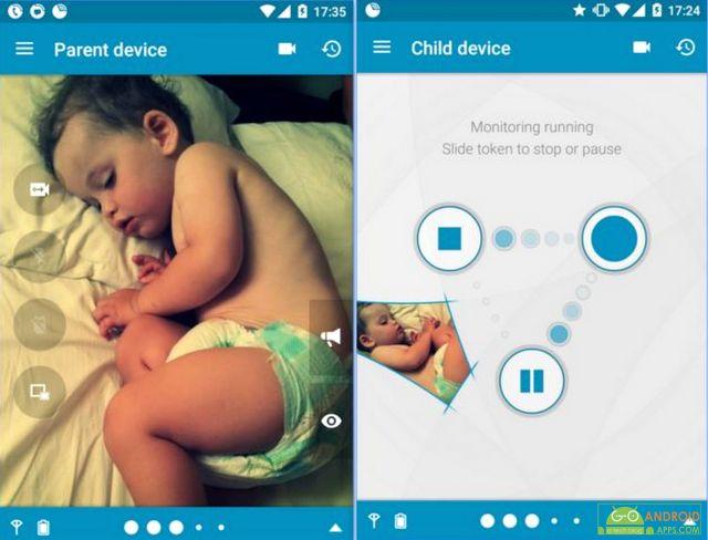 Dormi - Baby Monitor App