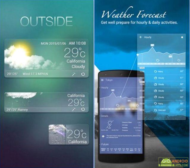 GO Weather Forecast & Widgets App