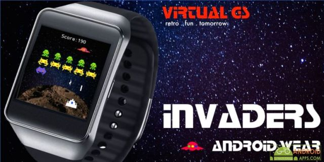 Invaders (Android Wear) Game