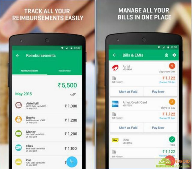 Money View Your Money Manager App