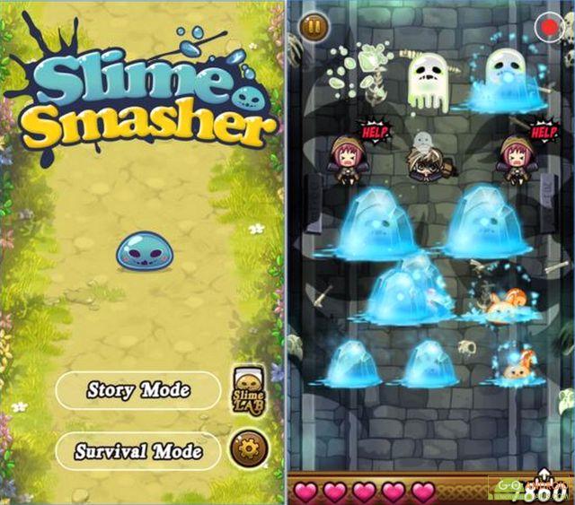 Slime Smasher EX Game