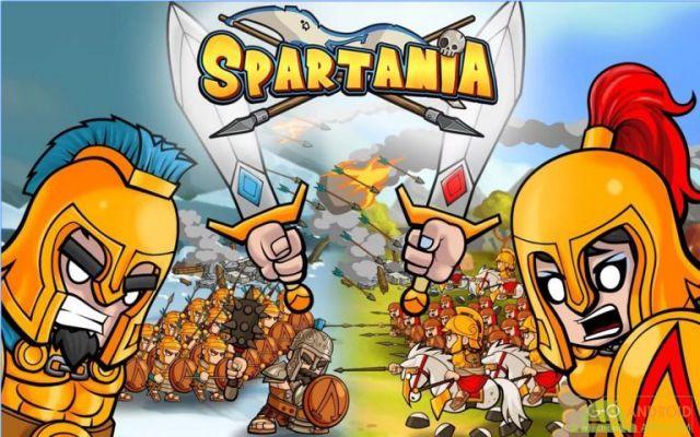 Spartania The Spartan War